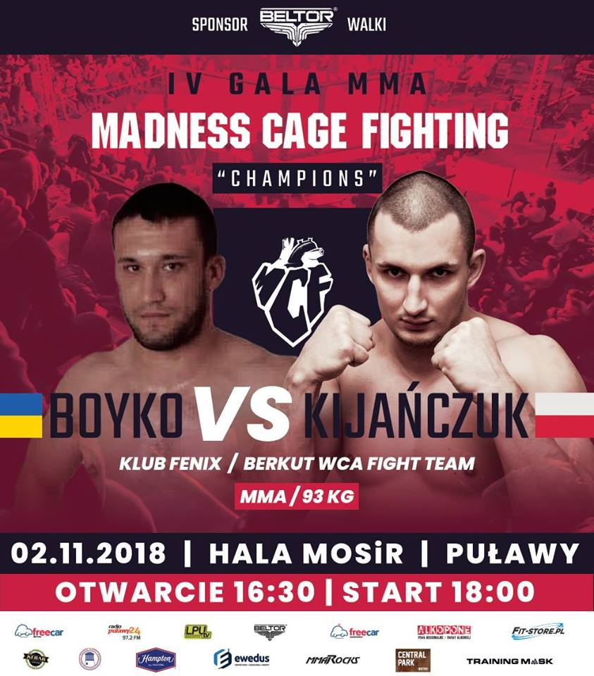 Kijańczuk vs Boyko